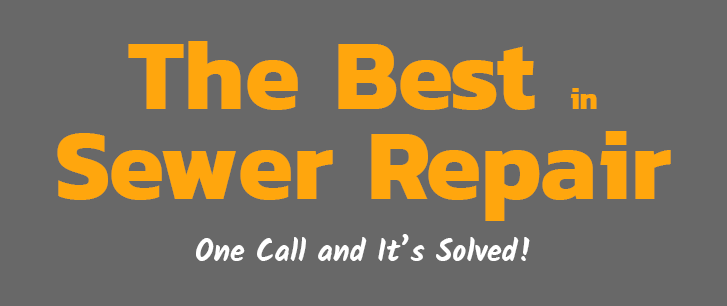 the best in sewer repair - one call and it's solved